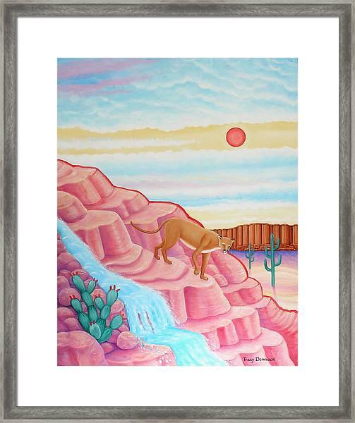 Summer Afternoon Framed Print