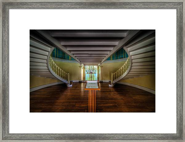 Summer Palace Framed Print