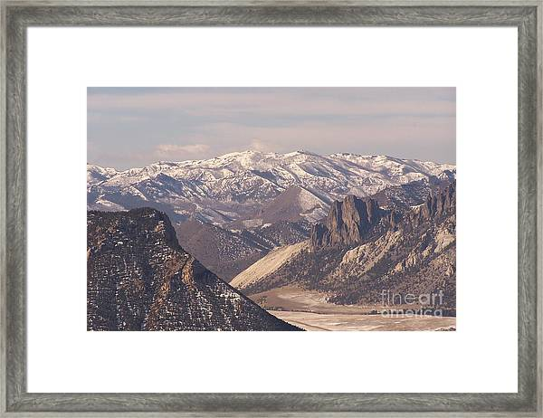 Sunlight Splendor Framed Print
