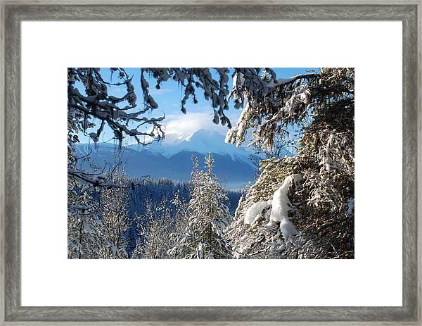 Sunnyridge  Framed Print