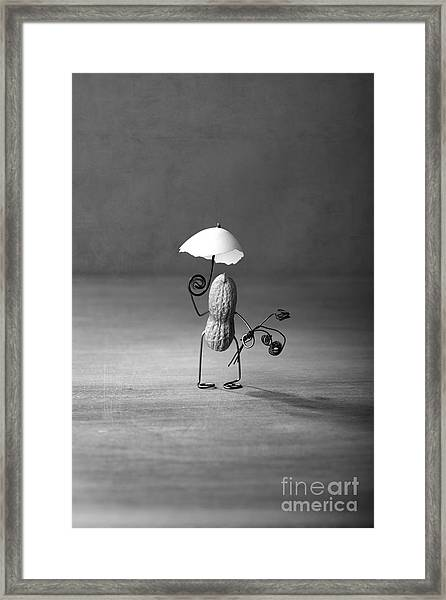 Taking A Walk 02 Framed Print
