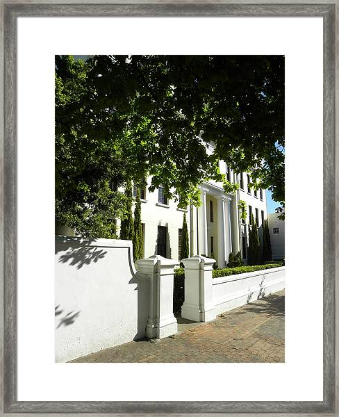 The Hidden Jewels Of South Africa Framed Print