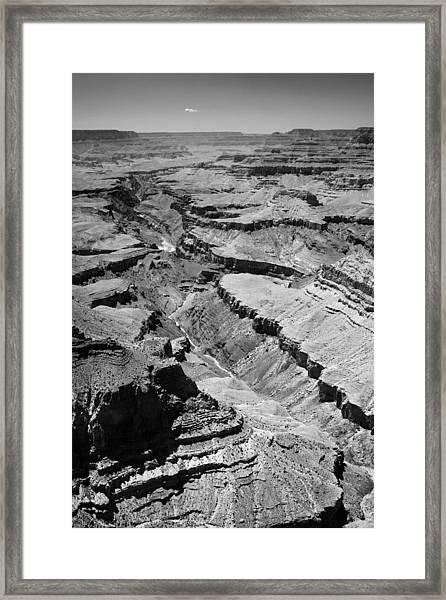The Mighty Colorado Framed Print