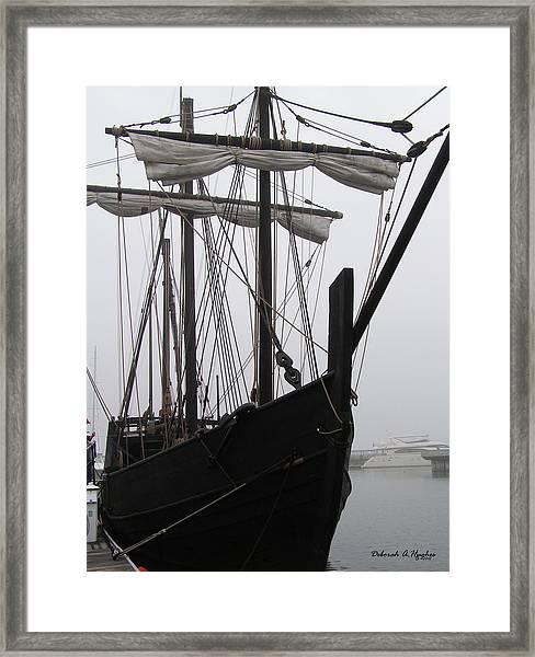 The Nina Framed Print