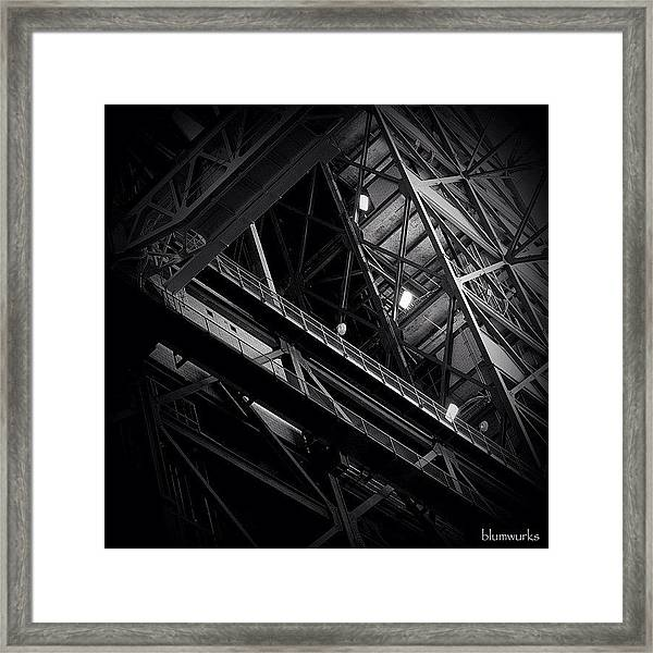 The Persistent Dream Of Pythagoras Framed Print