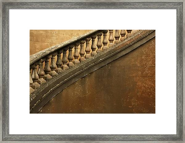 The Queen's Staircase Framed Print
