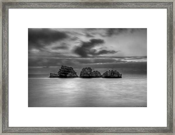 Three Wise Men Framed Print