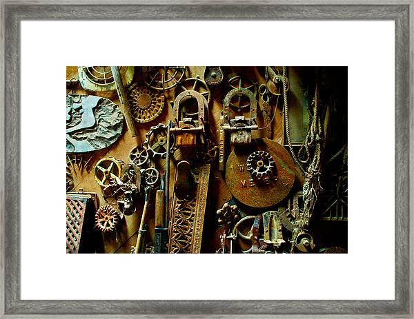 Tinkers Dream Framed Print