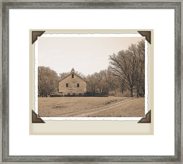 Tobacco Road Framed Print by Robert Boyette