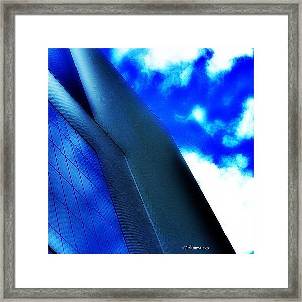 Touching The Heavens Framed Print