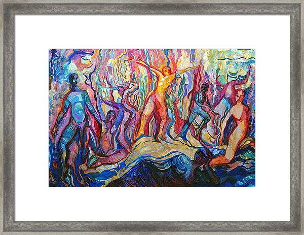 Transformance Framed Print