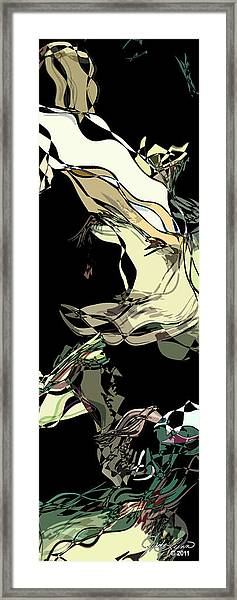 Twisted Sister Framed Print