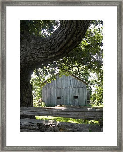 Upper Canada  Framed Print