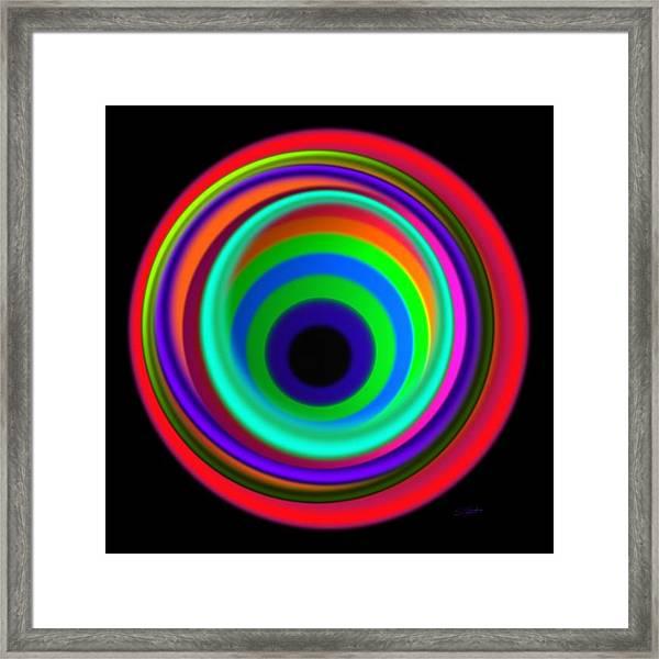 Vertigo Framed Print