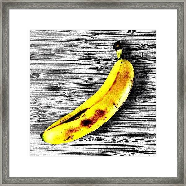 Warholesque Framed Print
