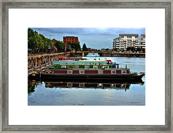 Weekend Get Away Framed Print