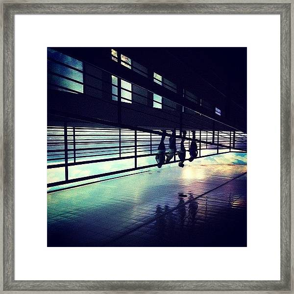We're Always Looking For Another Way Framed Print