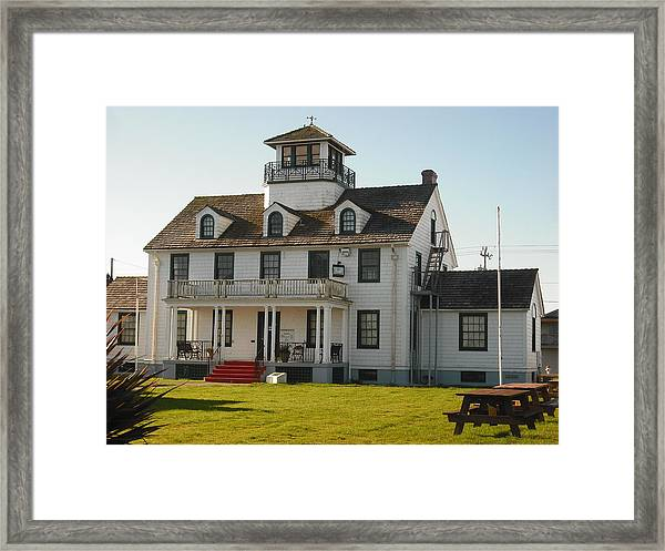 Westport Maritime Museum Framed Print