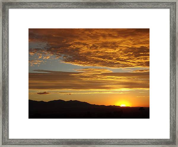 Westview Framed Print