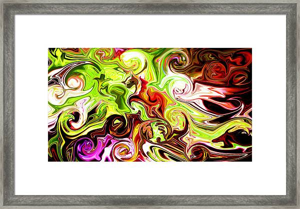 What Can You Find Framed Print