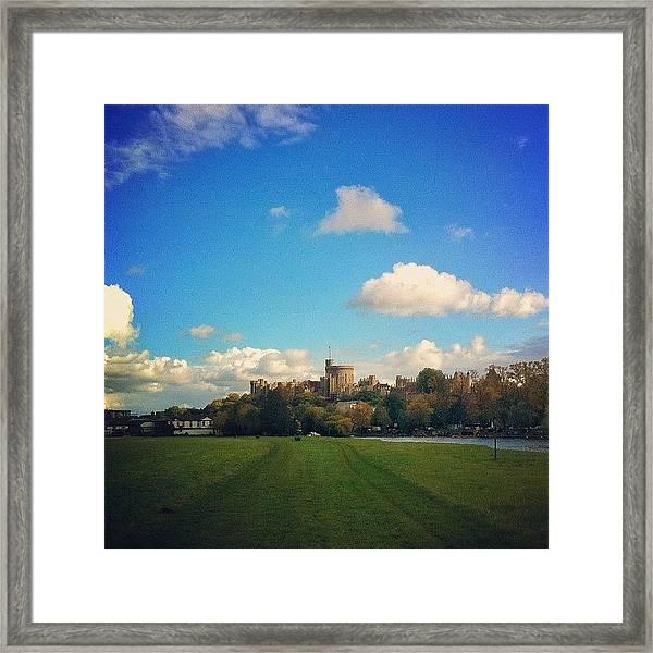 Windsor Framed Print