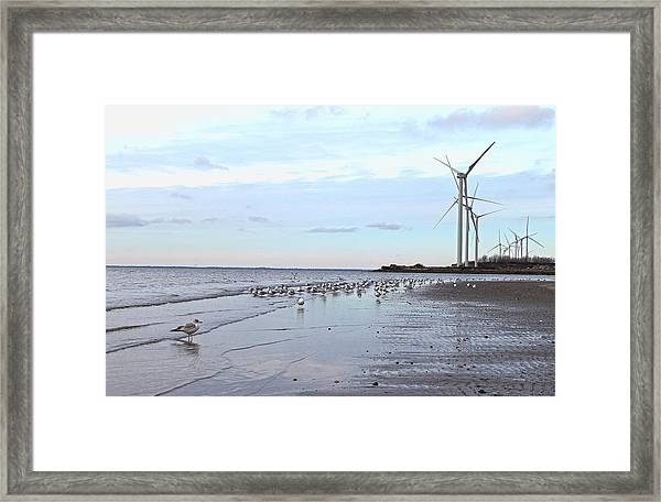 Windtalkers Framed Print