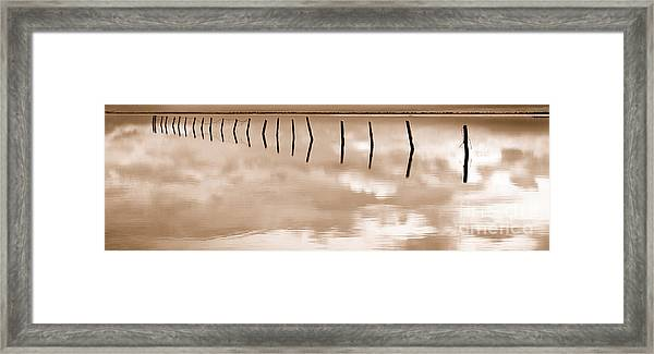 Without Boundaries Framed Print
