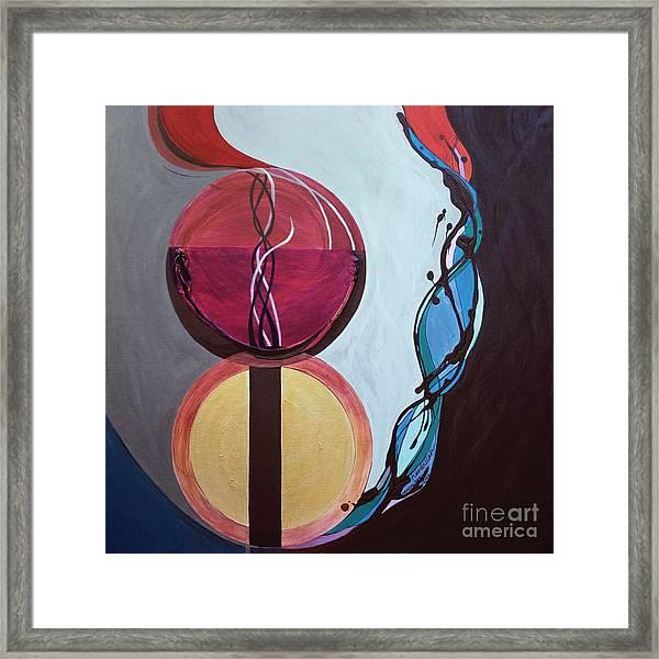 Havdallah...separation Framed Print