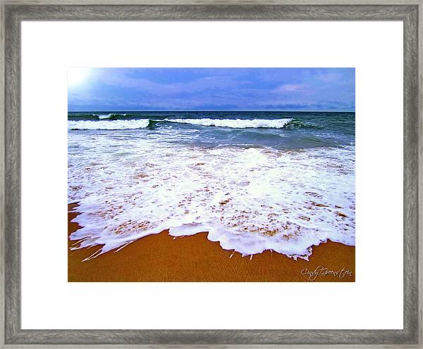 Montauk 1 Framed Print