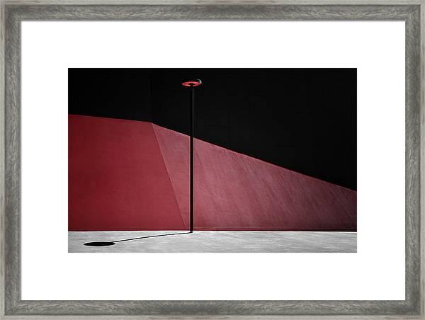 0.330555555555556 Framed Print