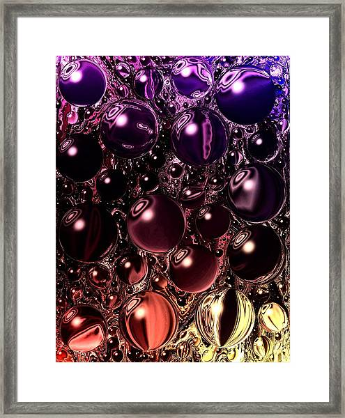 Gamete Cell Framed Print