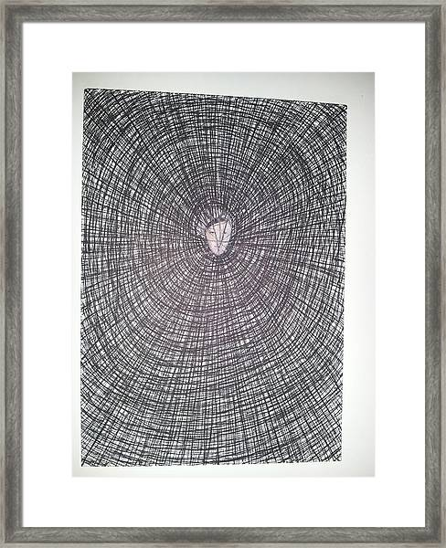 Abstraction 9 Framed Print