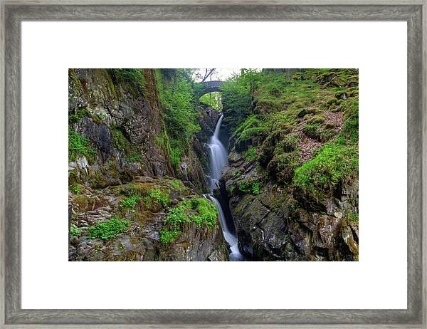 Aira Force - Lake District Framed Print