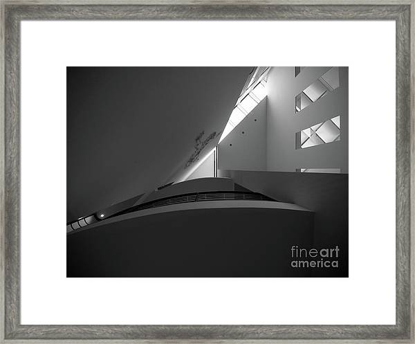 Architecture_07 Framed Print