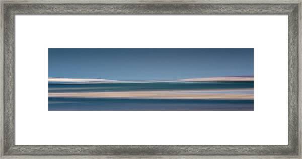 Barnstable Harbor Framed Print