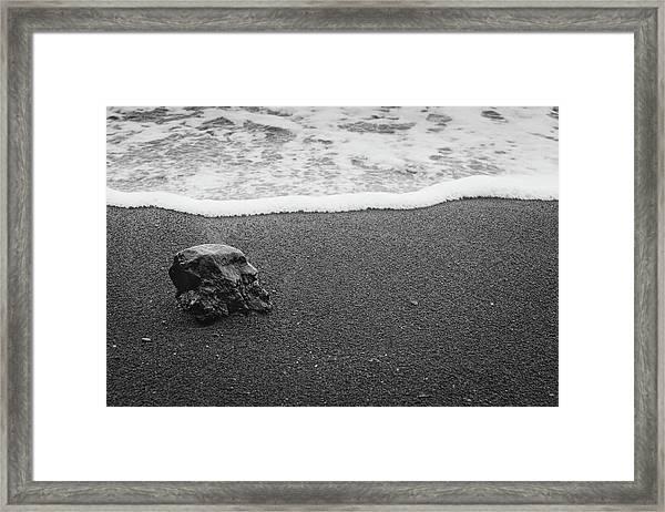Beachscape No. 32 Framed Print