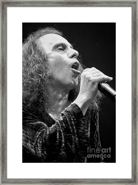 Black Sabbath Framed Print