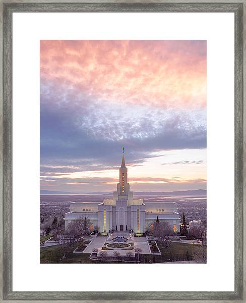 Bountiful  Framed Print