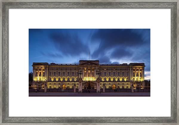 Buckingham Palace Framed Print