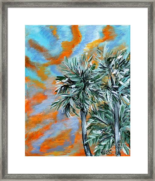 Collection. Art For Health And Life. Painting 2 Framed Print