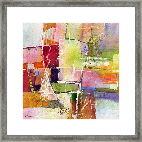 Crossroads Framed Print