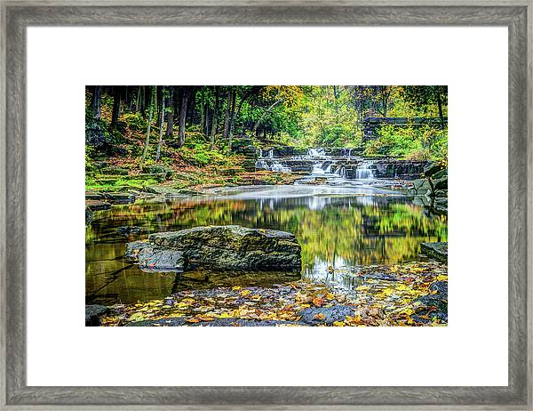 Devils River 3 Framed Print