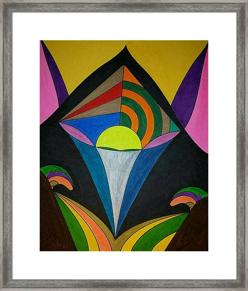 Dream 313 Framed Print
