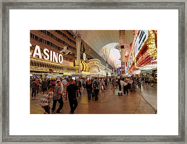 Experience This Framed Print
