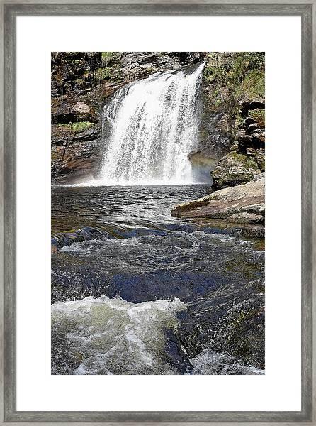 Falls Of Falloch Framed Print