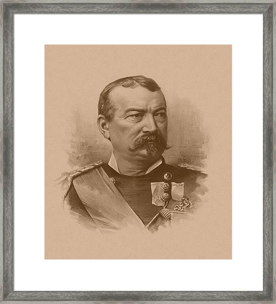 General Philip Sheridan Framed Print