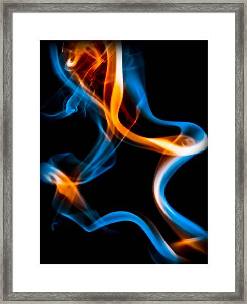 Ghost 10 Framed Print