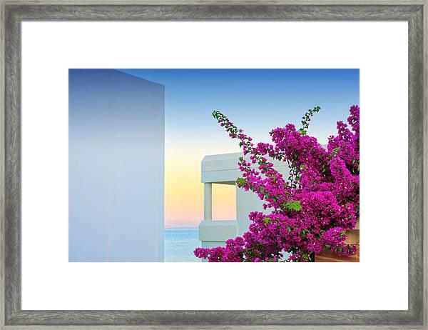 Greece 3  Framed Print