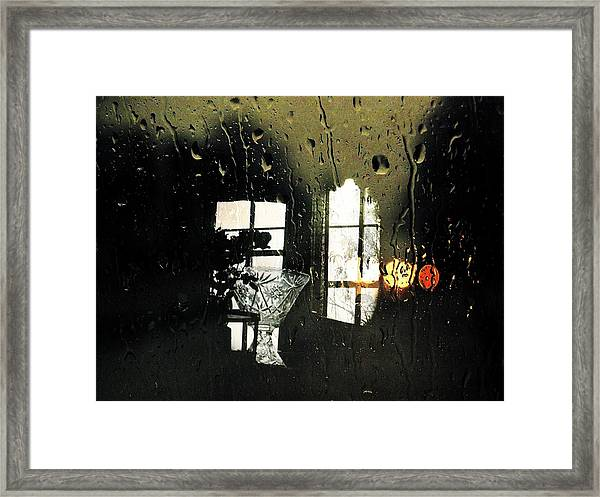 H2o Dreams Framed Print