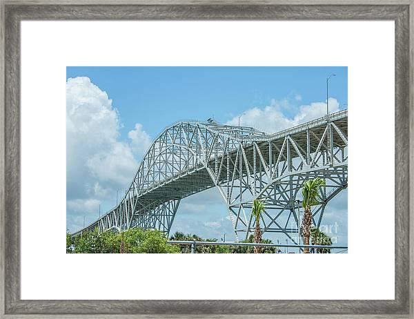 Harbor Bridge Framed Print